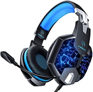 cascos gaming luces